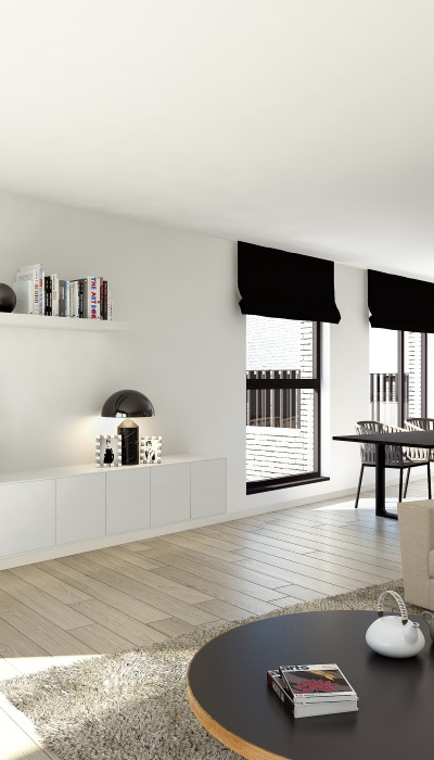 Interieur WEST Hasselt